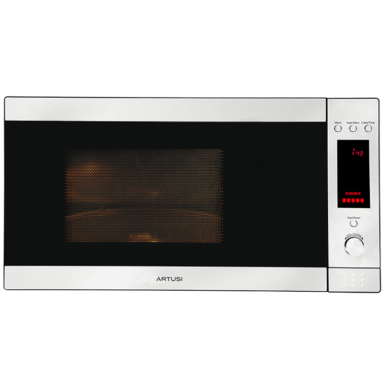 AMO31X - 60cm Built-In (Or Freestanding) 31L Microwave Oven - Stainless Steel