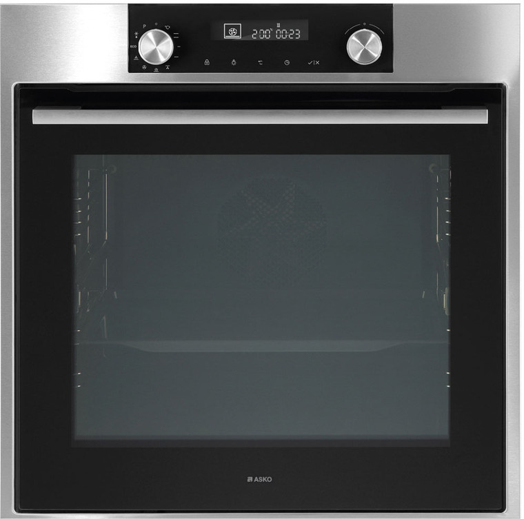 OP8637S - 60cm Craft Multi Oven, Pyrolytic Cleaning - Stainless Steel
