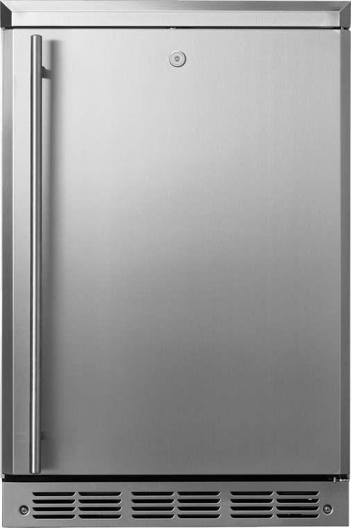 R2303 - 158L Outdoor Bar Fridge - Stainless Steel