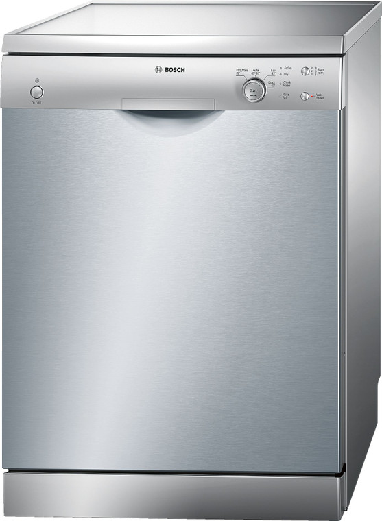 SMS40E08AU - 60cm Series 2 Freestanding Dishwasher - Stainless Steel
