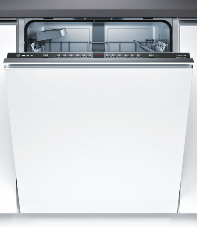 SMV46GX01A - 60cm Series 4 Fully-Integrated Dishwasher