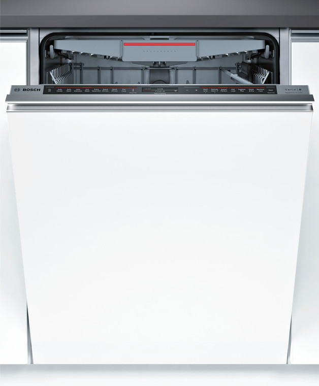 SMV88TX02A - 60cm Series 8 Fully-Integrated Dishwasher With Cutlery Tray
