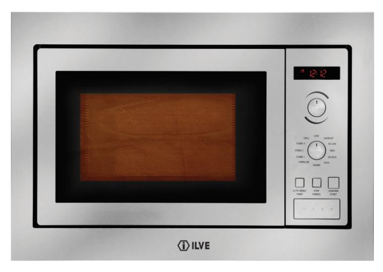 IV602BIM - 25L Built-in Microwave - Stainless Steel