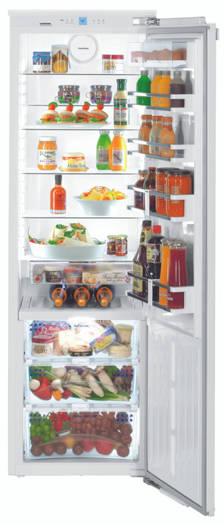 SIKB 3550 - Premium 344L Integrated Fridge with Bio Fresh