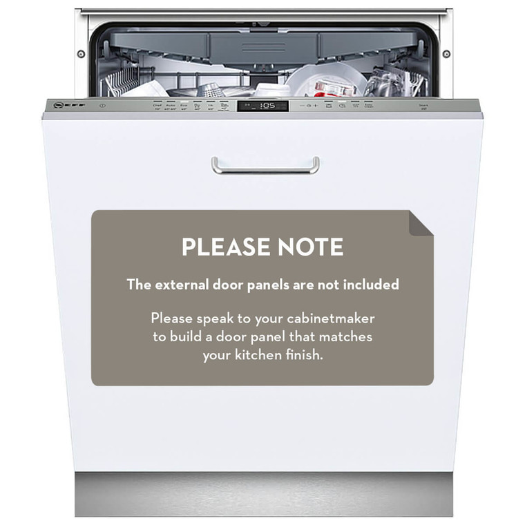 S515M60X0A - 60cm Fully Integrated Dishwasher
