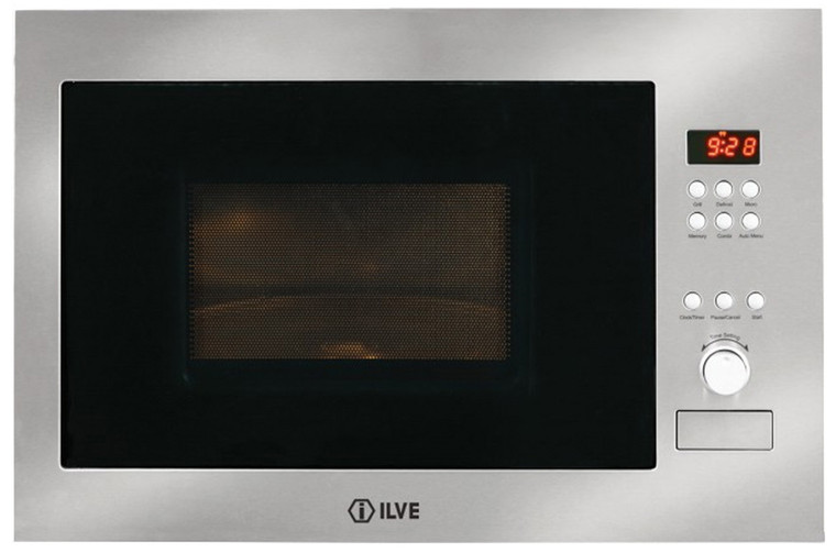IV600FBI - 31L Built-in Microwave Oven 1200W - Stainless Steel