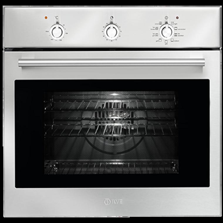 600SKMI - 60cm Multifunction Oven - Stainless Steel