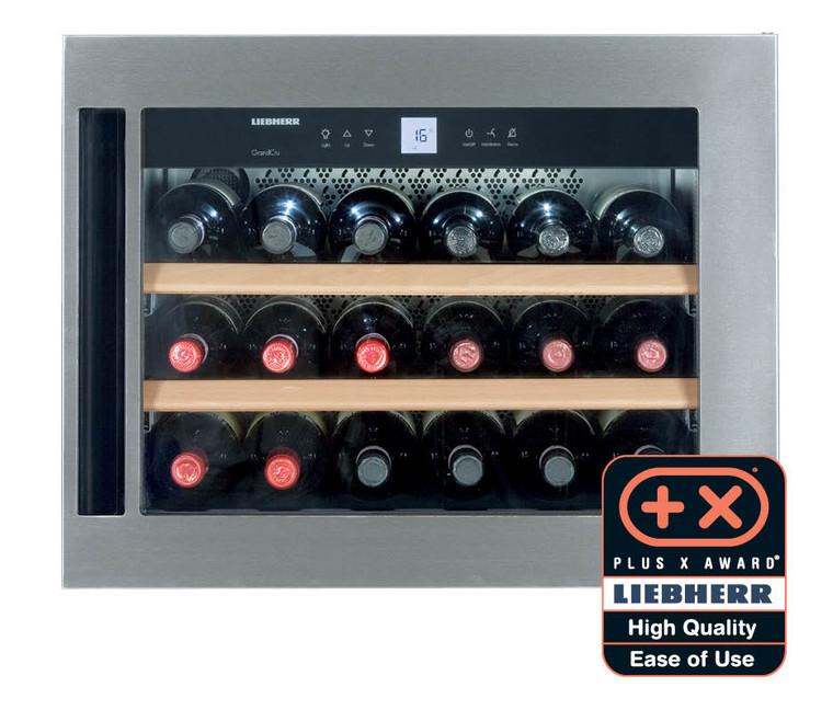 WKEES553 - Single Zone Built-in Wine Cellar
