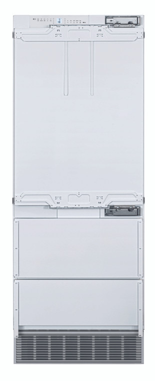 ECBN 5066 - PremiumPlus 462L Integrated fridge-freezer with BioFresh and NoFrost, Right Hinge