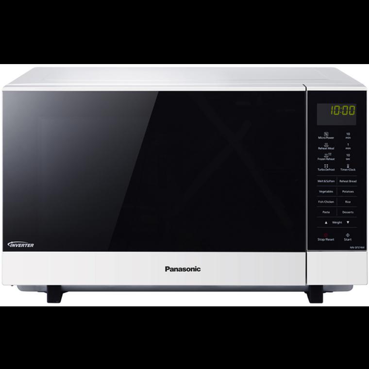 NN-SF564WQPQ  - 27L Flatbed Microwave Oven - White