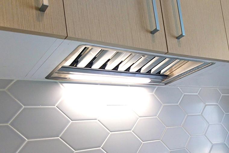 SL906-L 850 - 85cm Undermount Rangehood - Stainless Steel