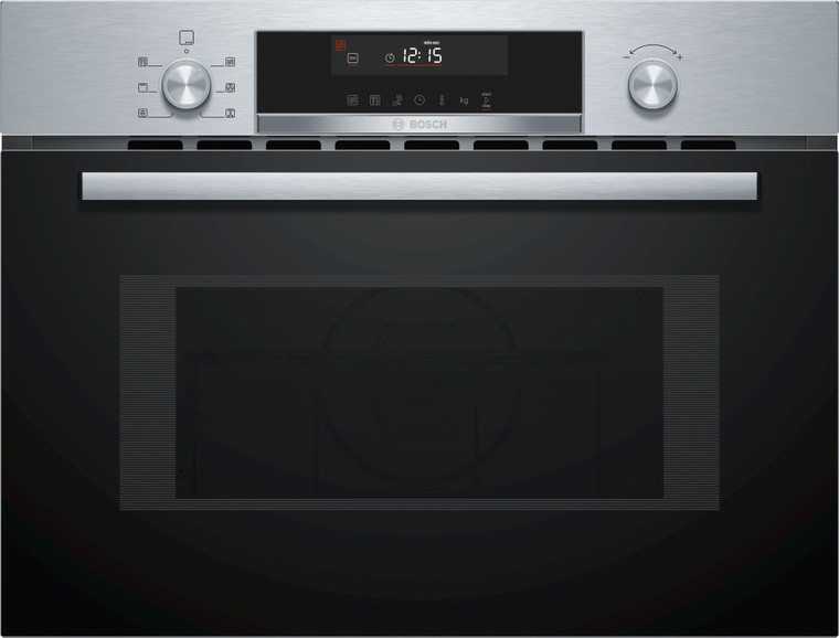 CMA585MS0A - 60cm Series 6 Compact Combo Multi Oven With Microwave - Stainless Steel