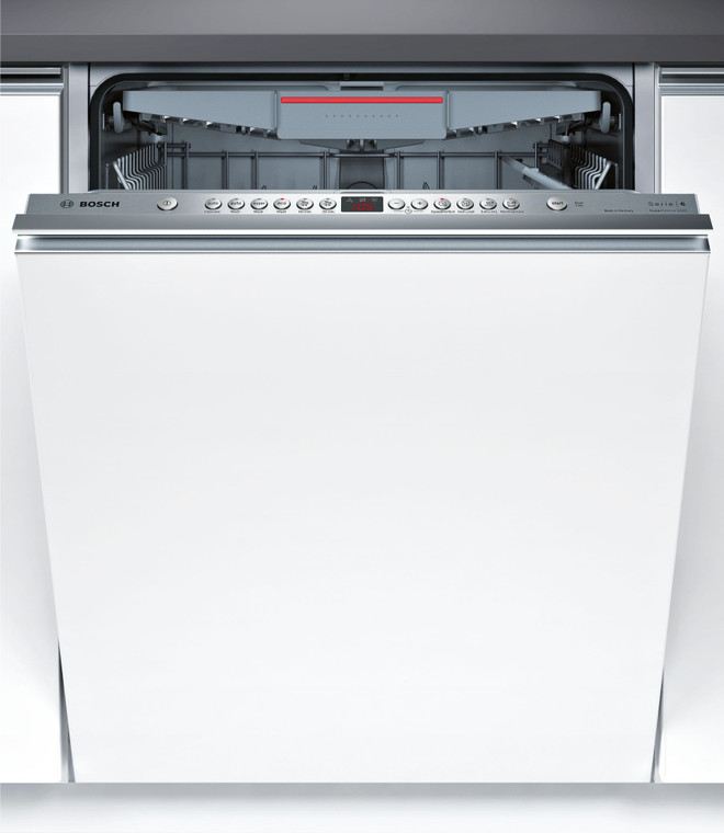 SMV66MX01A - 60cm Series 6 Fully-Integrated Dishwasher With Cutlery Tray