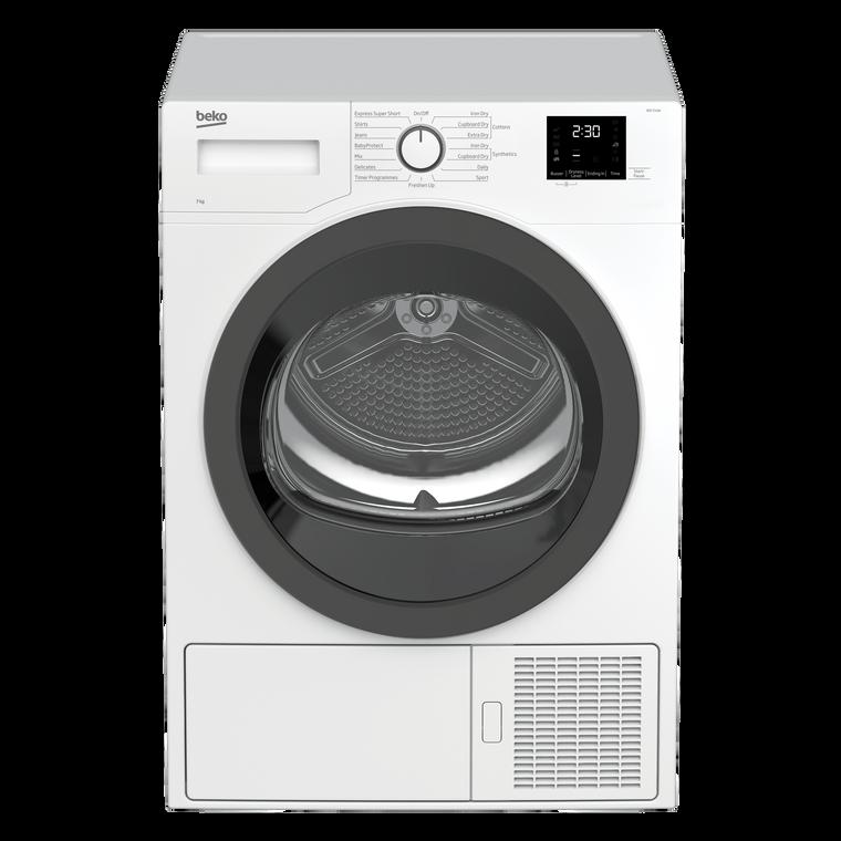 BDC710W - 7kg  Condensor Dryer