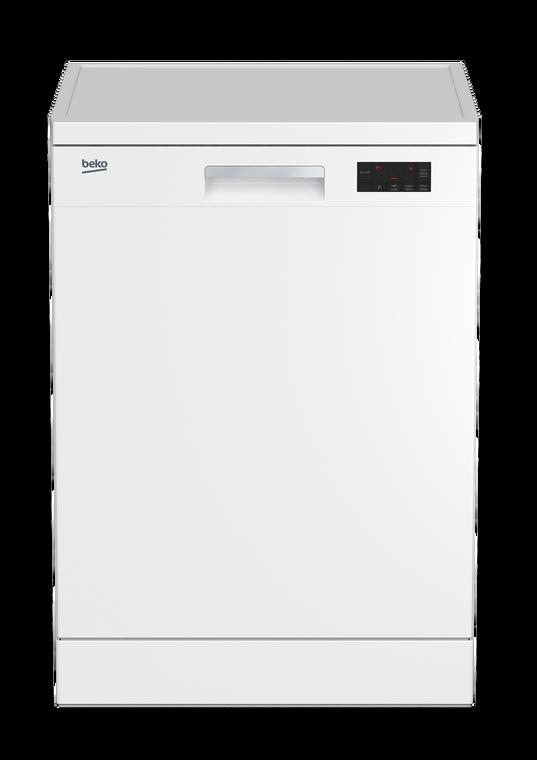 BDF1410W - 60cm Freestanding Dishwasher - White