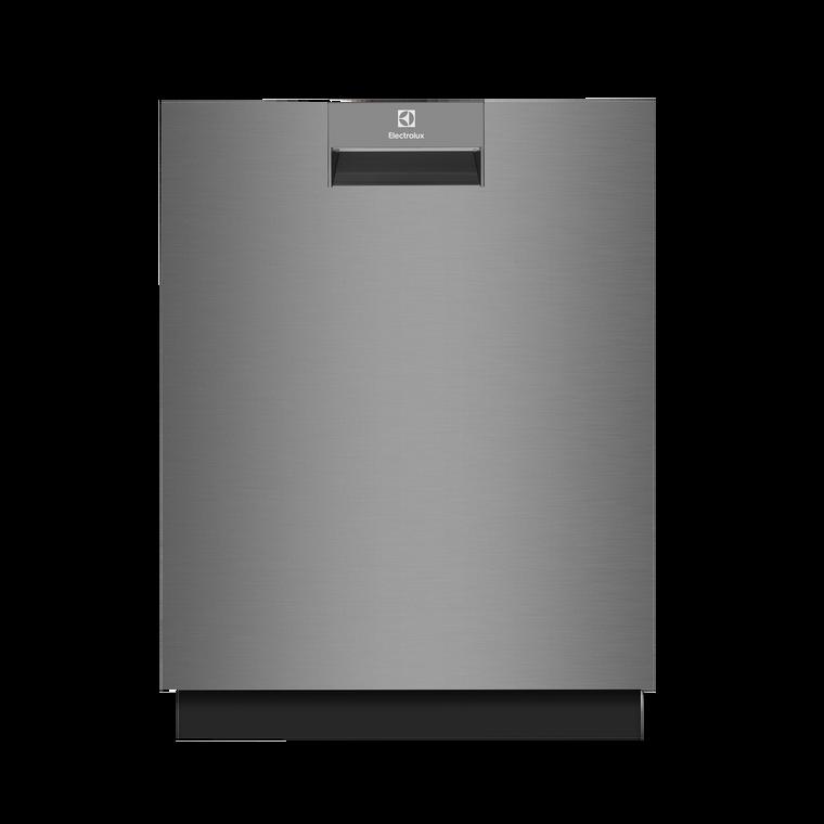 ESF8735RKX - 60cm Built-Under Dishwasher With Cutlery Tray - Dark Stainless Steel