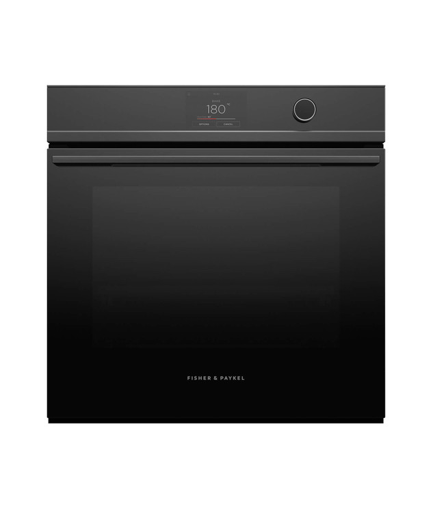 OB60SDPTDB1 - 60cm Multifunction Oven, Pyrolytic Cleaning - Black