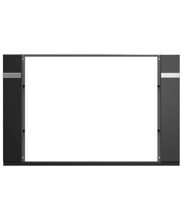 TK76NDB1 76cm Companion Trim Kit - Black Glass