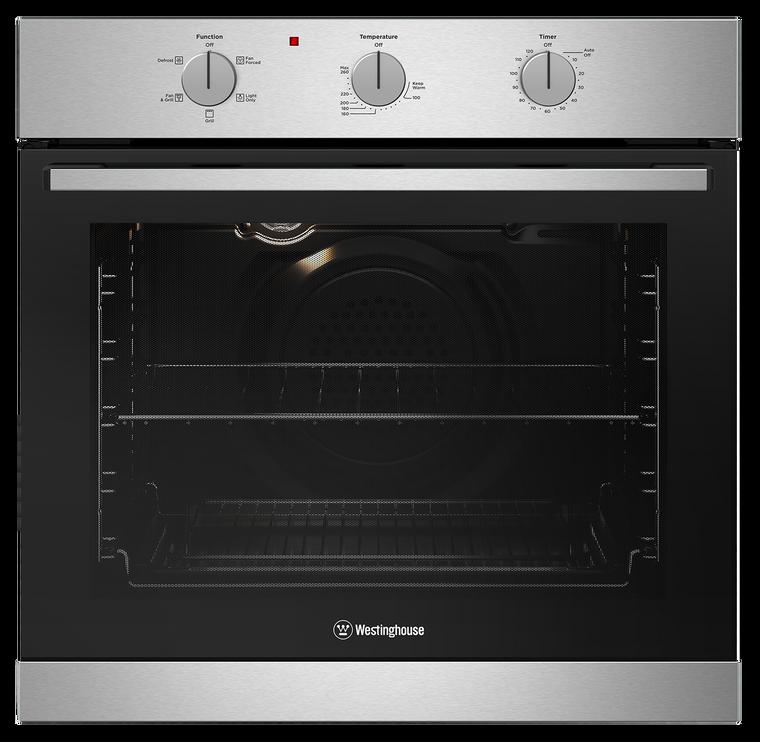 WVE614SC - 60cm 5 Multifunction Oven - Stainless Steel