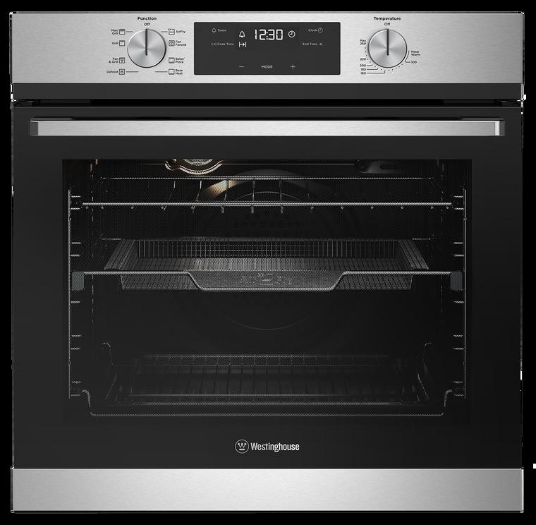 WVE616SC - 60cm 7 Multifunction Oven - Stainless Steel