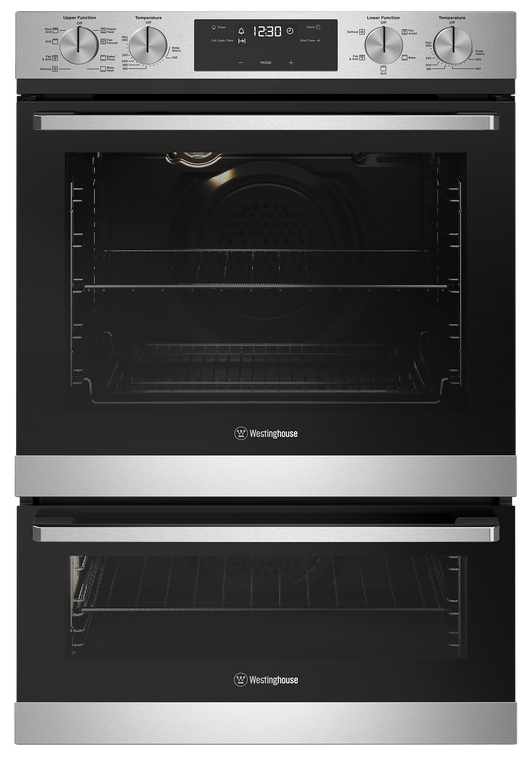 WVE625SC -  60cm 13 Multifunction Duo Oven - Stainless Steel