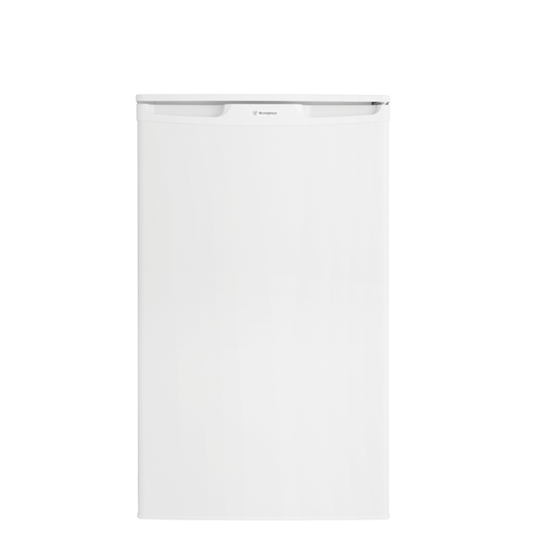 WIM1000WC - 100L Bar Fridge With Reversible Door And In-Built Freezer - White