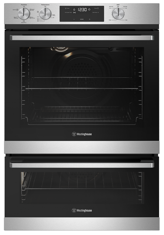 WVE665SC - 60cm Duo Multifunction Oven with Separate Grill - Stainless Steel