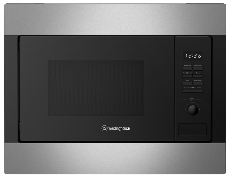 WMB2522SC- 25L Built-In Microwave - Stainless Steel