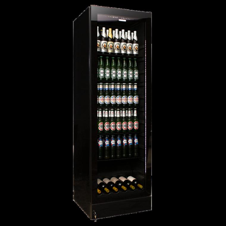 V190BVC-BK - Beverage Centre - Right Hinge, Black Glass