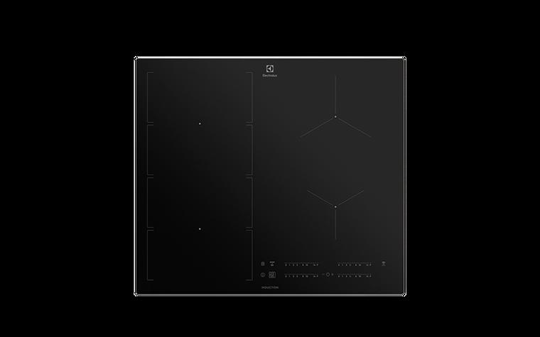 EHI667BD - 60cm 4 Zone Induction Cooktop With Flexibridge Zone