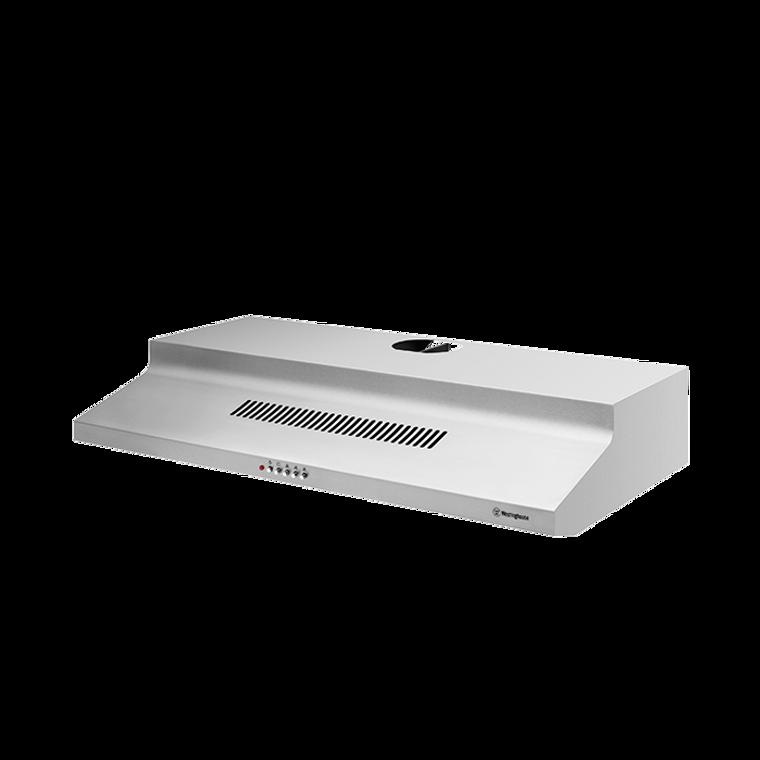 WRF913SA - 90cm Universal Fixed Rangehood - Stainless Steel