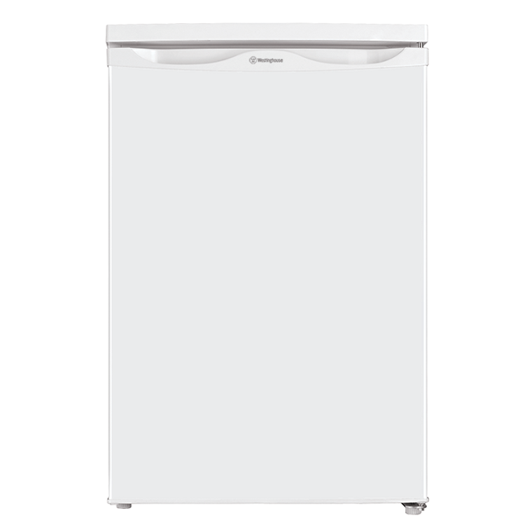 WIM1200WD - 124L Bar Fridge With Reversible Door And In-Built Freezer - White