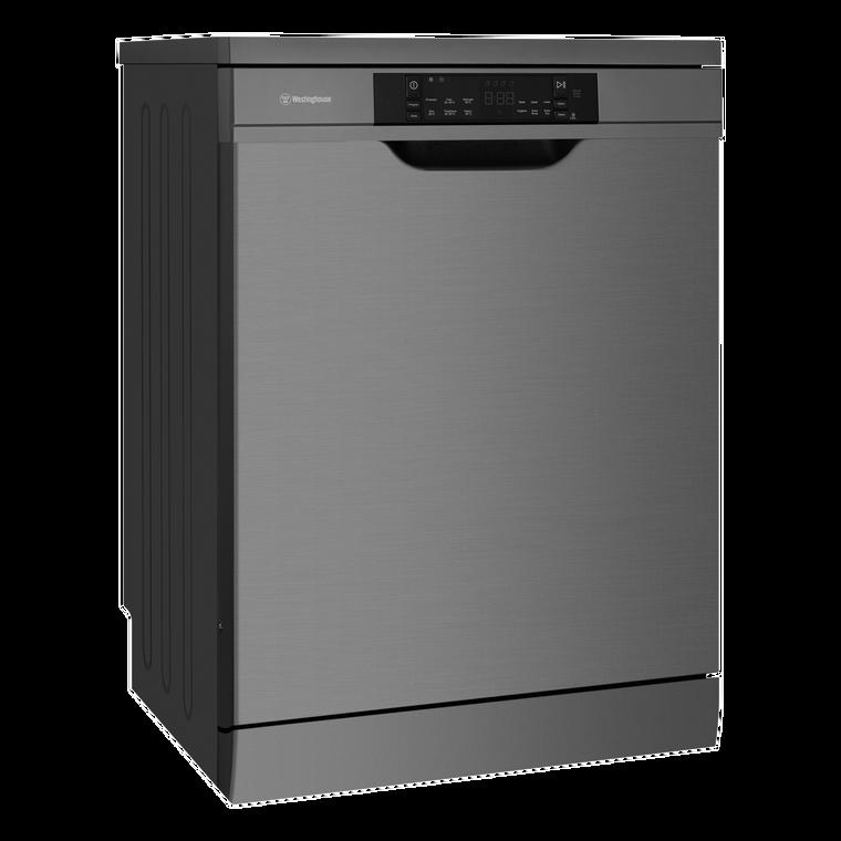 WSF6606KXA - Freestanding Dishwasher - Dark Stainless Steel