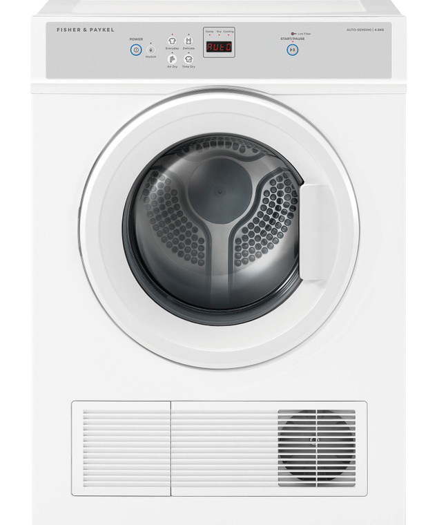 DE4560M2 - 4.5Kg Vented Dryer With Wall Brackets