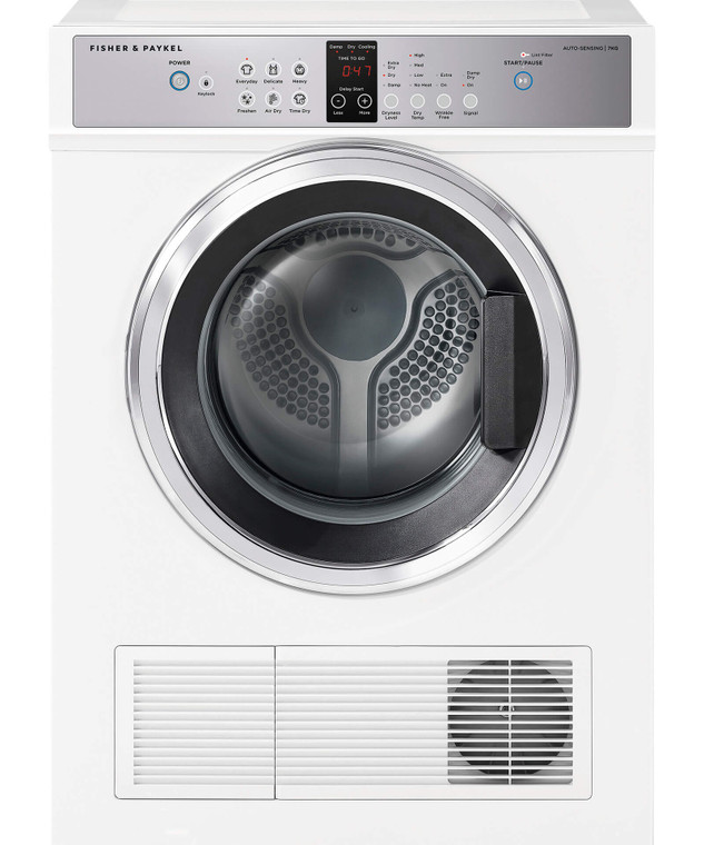 DE7060G2 - 7Kg Vented Dryer With Wall Brackets