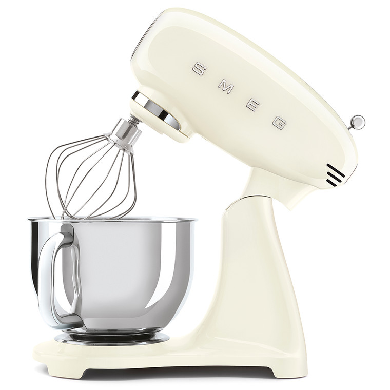 SMF03CRAU - Stand Mixer, 50's Retro Style, ALL CREAM