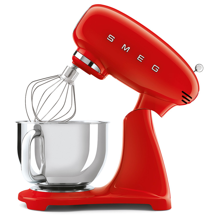 SMF03RDAU - Stand Mixer, 50's Retro Style, ALL RED