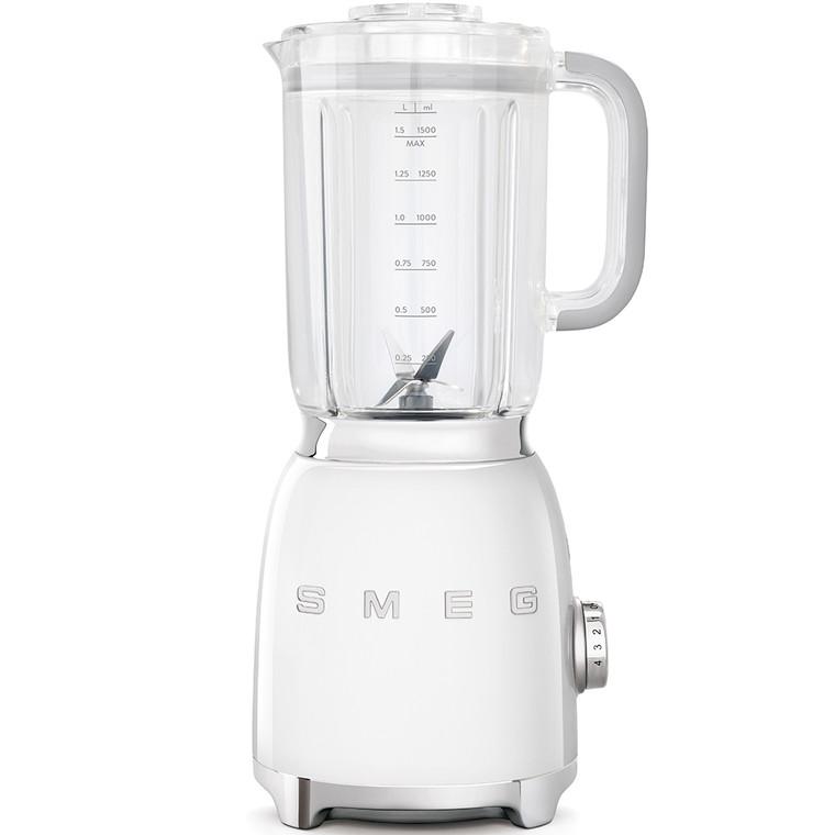 BLF01WHAU - 50's Retro Style Blender - WHITE