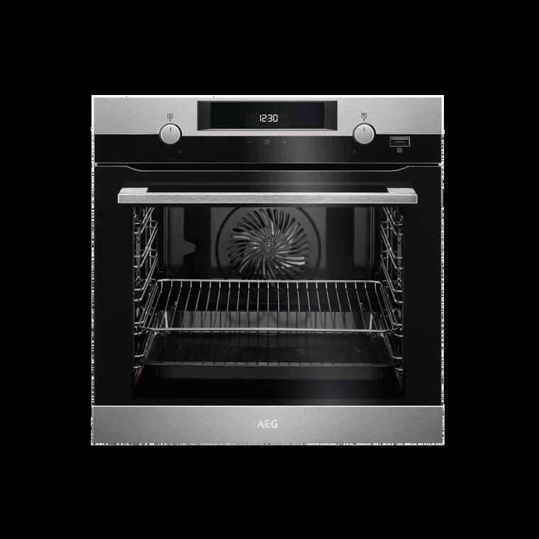 BEK455310M - 60cm Multifunction Oven - Stainless Steel