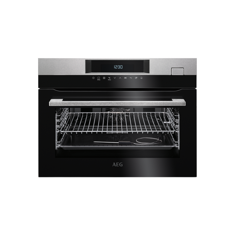 KSK782220M - 45cm Multi Compact Oven With Assisted Steam - Stainless Steel