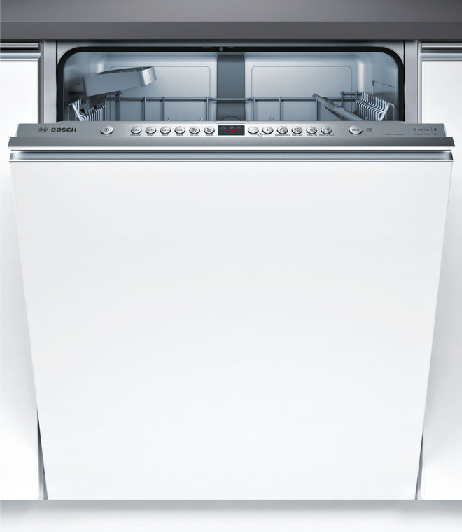 SMV66JX01A - 60cm Series 6 Fully-Integrated Dishwasher