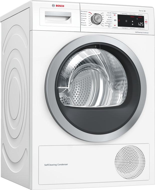 WTW87564AU - 9kg Series 8 Heat Pump Dryer