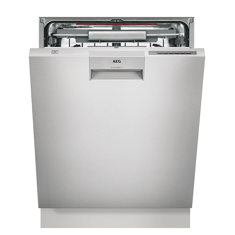 FFE72800PM - 60cm Built-Under Dishwasher - Stainless Steel