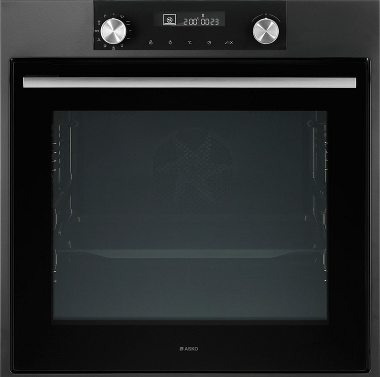 OP8637A - 60cm Craft Multi Oven, Pyrolytic Cleaning - Anthracite