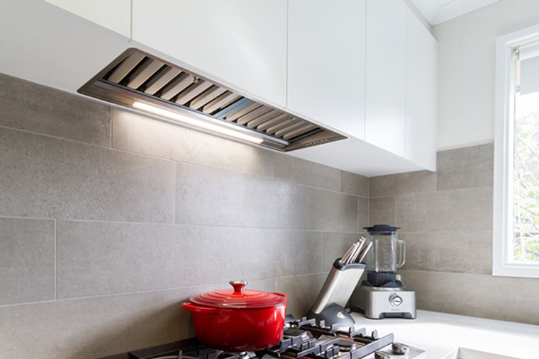 SL906-L EXCEL 1000R - 100cm Twin Motor Undermount Rangehood With Remote Control - Stainless Steel