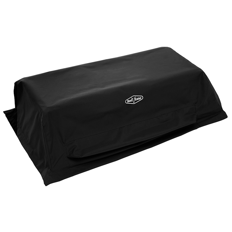 BACS200A - Cover for Signature ProLine 6 Burner Built in BBQ with Hood - Black