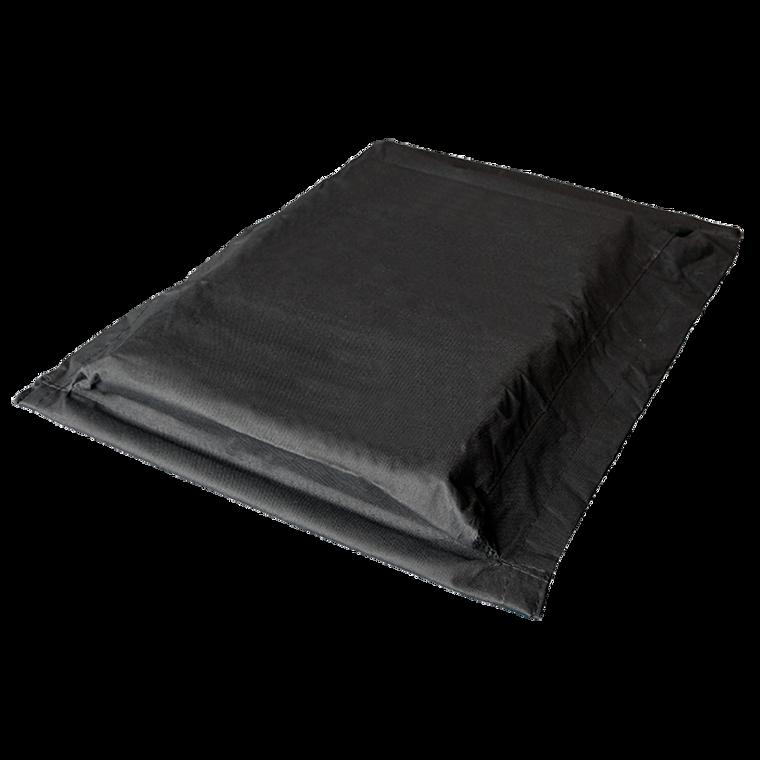 BACS202A - Cover for Signature ProLine Built in QuadBurner Side Burner - Black