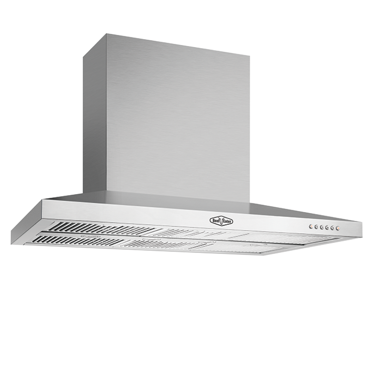 BRC214SA - 120cm Outdoor Canopy Rangehood with Remote Control - Stainless Steel