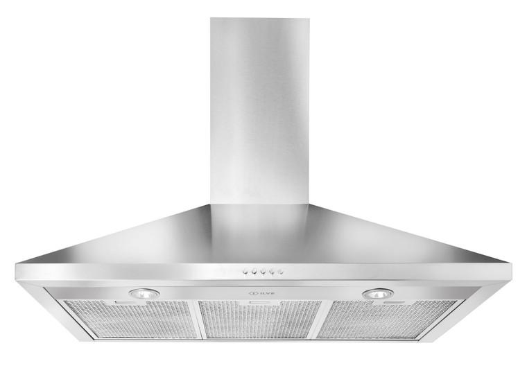 IVG901X1 - 90cm Wall Canopy Rangehood - Stainless Steel