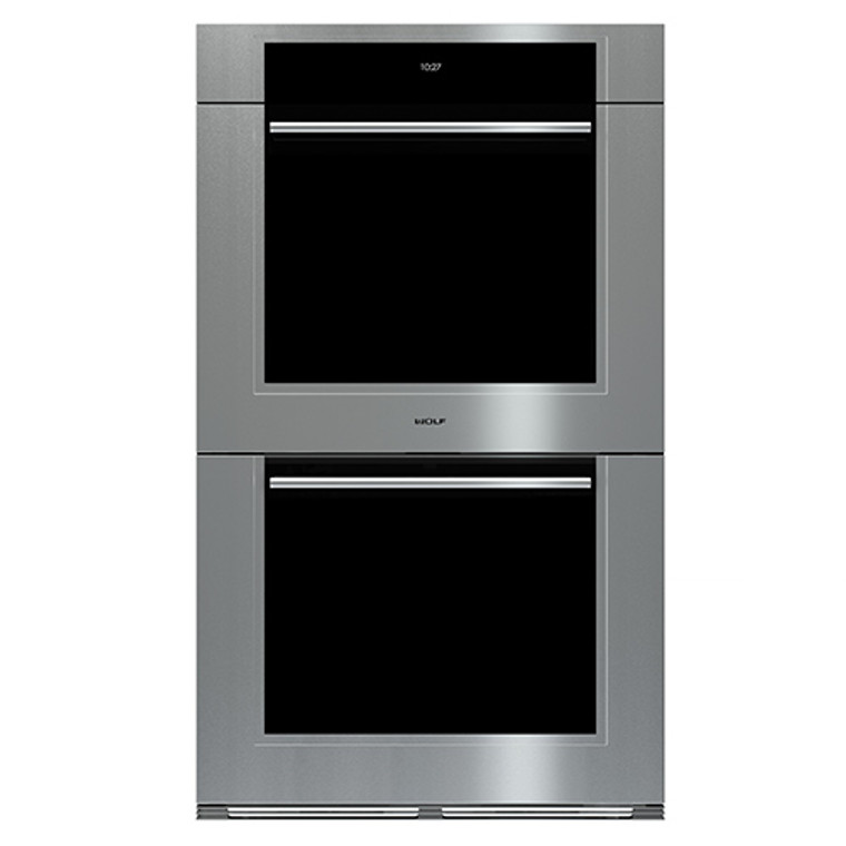 ICBDO30TMSTH - 76cm Transitional M Series Double Multifunction Pyrolytic Oven - Stainless Steel